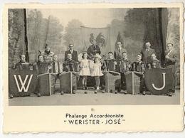 "11- Phalange Accordéoniste ""WERISTER -JOSE"" - Herve"