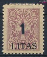 Memelgebiet 203 Avec Charnière 1923 Numéro Complémentaire (9258379 (9258379 - Klaïpeda
