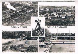 81 SOUVENIR DE CARMAUX - Carmaux