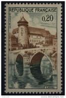 N° 1330 - X X - ( F 497 ) - ( Laval - Château Et Pont Vieux Sur La Mayenne ) - France