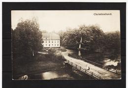 LKW574 KARTE POSTALE JAHR 1911 CHRISTINELUND Gebraucht  SIEHE ABBILDUNG - Schweden