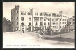 CPA Algier, Hotel St-George - Algeri