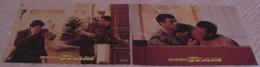 LOT 7 PHOTOS EXPLOITATION ORIGINALES FILM DOUBLE TEAM VAN DAMME ROURKE KARATE TBE 1997 Tsui HARK - Photos
