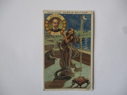 COMPOSITEURS DE MUSIQUE REYER 1823 SALAMBO CHOCOLAT GUERIN-BOUTRON N° 26 - Guerin Boutron