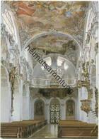 Steingaden - Mittelschiff Und Orgelchor - Verlag Anton H. Konrad Weissenhorn - Kirchen U. Kathedralen