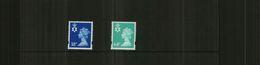 GREAT BRITAIN - QEII - 1999 - NORTHERN IRELAND -REGIONAL MACHINS - 2 Stamps - MNH - 1952-.... (Elizabeth II)