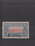 PROTECTORAT  DE LA COTE DES SOMALIE     50 Centimes  Non Dentele - Obock (1892-1899)