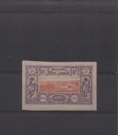 PROTECTORAT  DE LA COTE DES SOMALIE     75 Centimes  Non Dentele - Unused Stamps