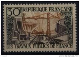 N° 1114 - X X - ( F 401 ) - ( Travaux Publics De France ) - Frankreich