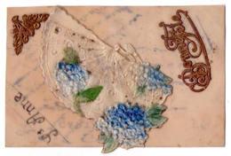 3470 - Fantaisie - Celuloïde ( Où Galalithe ) - Bonne Fête - - Cartes Postales