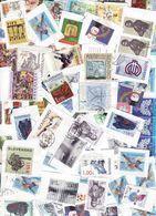 Slovaquie Slovakia 500gr Timbres Sur Papier 1993-2017, Kiloware Alles In Euros 0,500 Kilo - Stamps