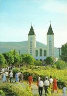 Medugorije (Bosnia Erzegovina) Chiesa Parrocchiale, Eglise Paroissale, Church, Kirche - Bosnia Erzegovina