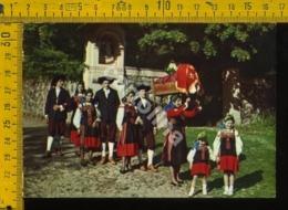Vercelli Valsesia Fobello Costumi - Vercelli