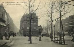 PARIS 18 Eme Arrondissement  Rue  De La Chapelle Et Philippe De Girard - District 18