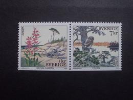 Schweden     Natur-und Nationalparks   Europa Cept  1999   ** - 1999