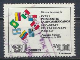 °°° PERU - Y&T N°878 - 1988 °°° - Perù