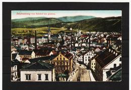 LKW572 KARTE POSTALE JAHR 1918 TSCHECHOSLOWAKEI REICHENBERG Gebraucht  SIEHE ABBILDUNG - Tschechische Republik