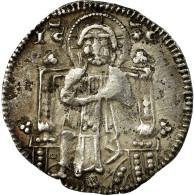 Monnaie, États Italiens, Piero Gradenigo, Grosso, 1289-1311, Venezia, TTB - Venice