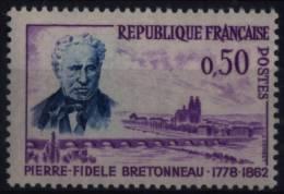 N° 1328 - X X - ( F 495 ) - ( Pierre Fidèle Bretonneau ) - France