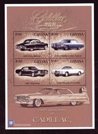 Guyana  Kleinbogen Autos (Cadillac)  - Autos