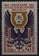 N° 1342 - X X - ( F 506 ) - ( Centenaire De L'Ecole D'Horlogerie De Besançon ) - France