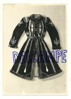 Costume Yougoslave Vers 1950 - Mode