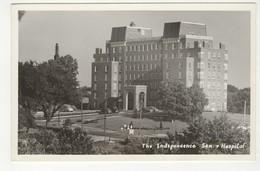INDEPENDENCE, Missouri, USA, Sanitarium & Hospital, 1945-50 RPPC - Independence