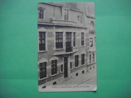 LINTHOUT ( Bruxelles ) Rue Du Général Gratry ( Etterbeek /Woluwé Saint Lambert /Schaerbeek ?)  Peu Courante/carte Photo? - Etterbeek