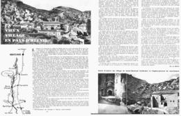 """"""" SAINT-MONTANT  """" ( ARDECHE )  1952 - Auvergne"""
