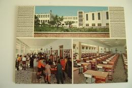 Ortona Chieti  Istituto Salesiano  Don Bosco   Scuola Media Centro Addestramento Professionale  VIAGGIATA   COME DA FOTO - Scuole