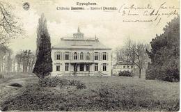 EPPEGHEM - Chateau Destrée - Kasteel Destrée - Zemst