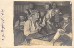 Läuse Partie Feldpost 1916 - Humoristiques