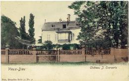 VIEUX-DIEU - Mortsel - Château J. Everaerts - Gekleurd - Mortsel