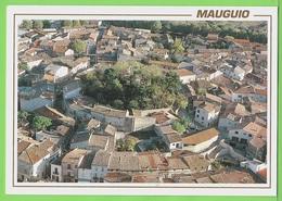 MAUGUIO / VUE AERIENNE .... / Carte écrite En 19?? - Mauguio
