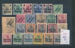 D.-Kolonien  Lot ...nicht Gerechnet....     (oo6765  ) Siehe Scan - Germany