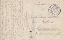 Bas Rhin, CP Photo Obl Sarre-Union (T148 Saarunon **b) Sans I En Franchise Le 27/11/14 Pour Wilhelmshaven - Alsace-Lorraine