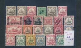 D.-Kolonien  Lot ...nicht Gerechnet....     (oo6711  ) Siehe Scan - Germany