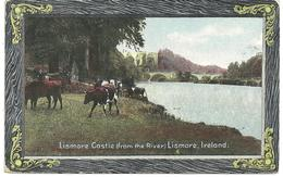 LISMORE CASTLE (from The River) LISMORE - WATERFORD, IRELAND - Waterford