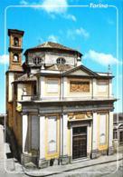 [MD2389] CPM - TORINO - S. MARIA DI PIAZZA SANTUARIO DELL'ADORAZIONE MADONNA DELLE GRAZIE - CON ANNULLO 10.2.2001 - NV - Churches