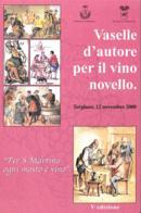 [MD2399] CPM - TORGIANO (PERUGIA) - VASELLE D'UTORE PER IL VINO NOVELLO - NUMERATA 945 - NV - Italy