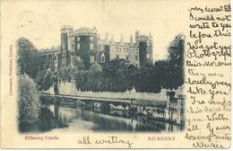 KILKENNY CASTLE - WITH GOOD POSTMARK OF BENNETTS BRIDGE 1904 IRELAND - Kilkenny