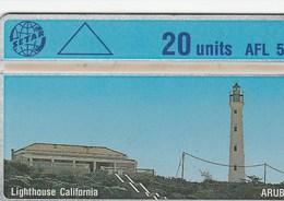 Aruba - Lighthouse California - 503A - Aruba