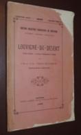PARIS-JALLOBERT LOUVIGNE-DU-DESERT Anciens Registres Paroissiaux De Bretagne - 1801-1900