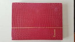 Album à Bandes Rouge De 30 Pages Grand Format - Albums à Bandes
