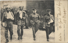 MILITARIA BLESSES ANGLAIS ET INDIENS - Oorlog 1914-18