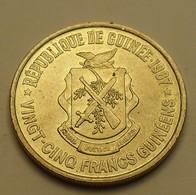 1987 - Guinée République - Guinea Republic - 25 FRANCS - KM 60 - Guinea