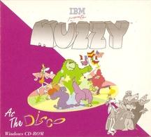 CD-Rom  -  Cours De Langue ANGLAISE Pour Enfant -  Muzzy At The Disco - Autres