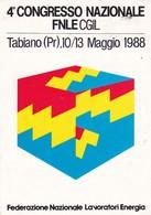 EMIIA ROMAGNA TABIANO 4° CONGRESSO NAZIONALE FNLE VIAGGIATA - Trento