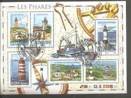 FRANCE-2007- YT N° Bloc N° 114 Oblitéré - Blocks & Kleinbögen