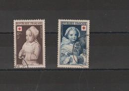 FRANCE 1951 N° 914 à 915 OBL - France